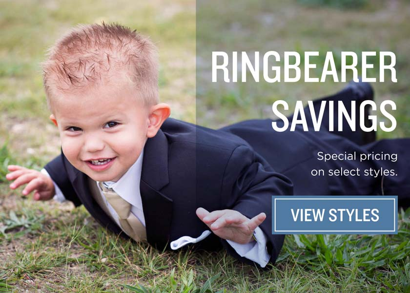 Ring Bearer Savings