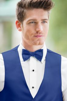 Expressions Royal Blue Bow Tie