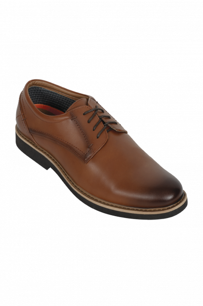 Chestnut Oxford Shoe