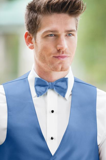 Expressions Cornflower Bow Tie