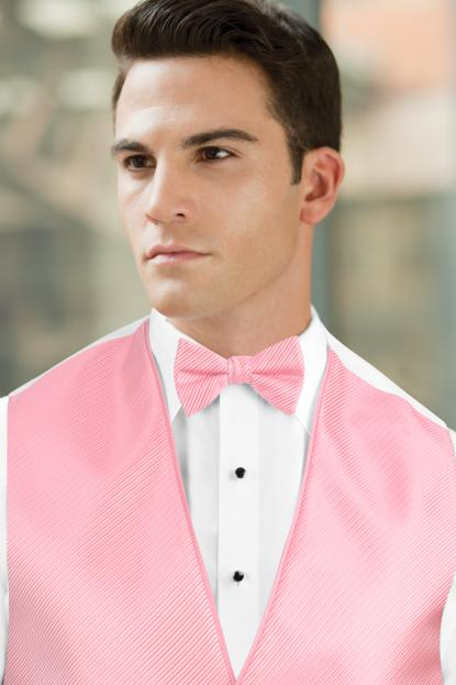 Synergy Pink Bow Tie