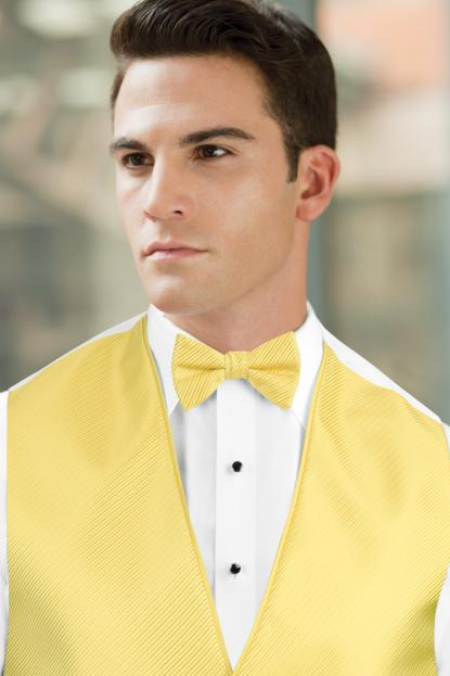 Synergy Sunflower Bow Tie