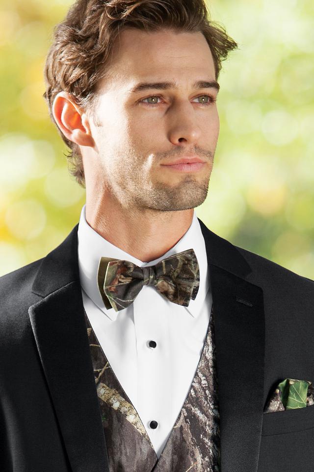 6fca84a3805a Mossy Oak Camouflage Bow Tie | Jim's Formal Wear