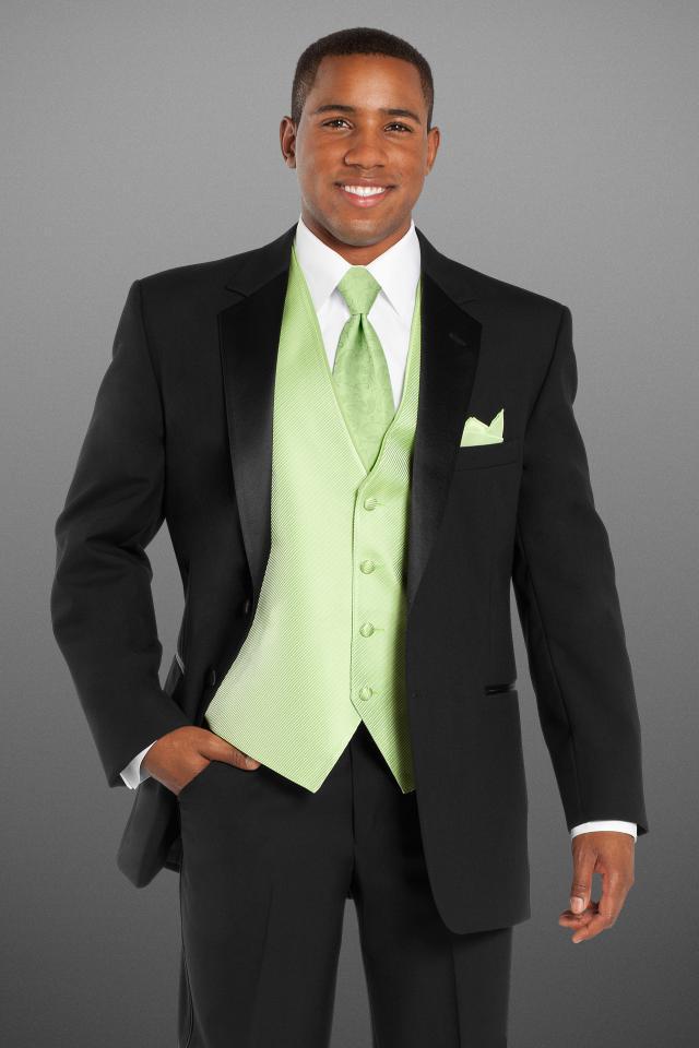 Stephen Geoffrey Black Troy Modern Fit Tuxedo | Jim\'s Formal Wear