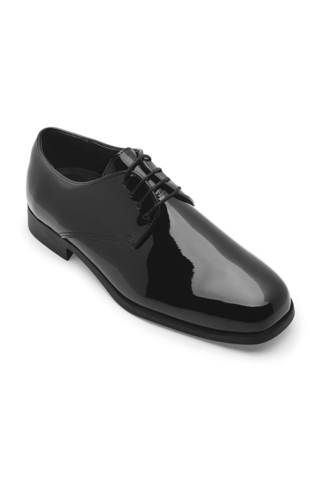 Black Allegro Shoe