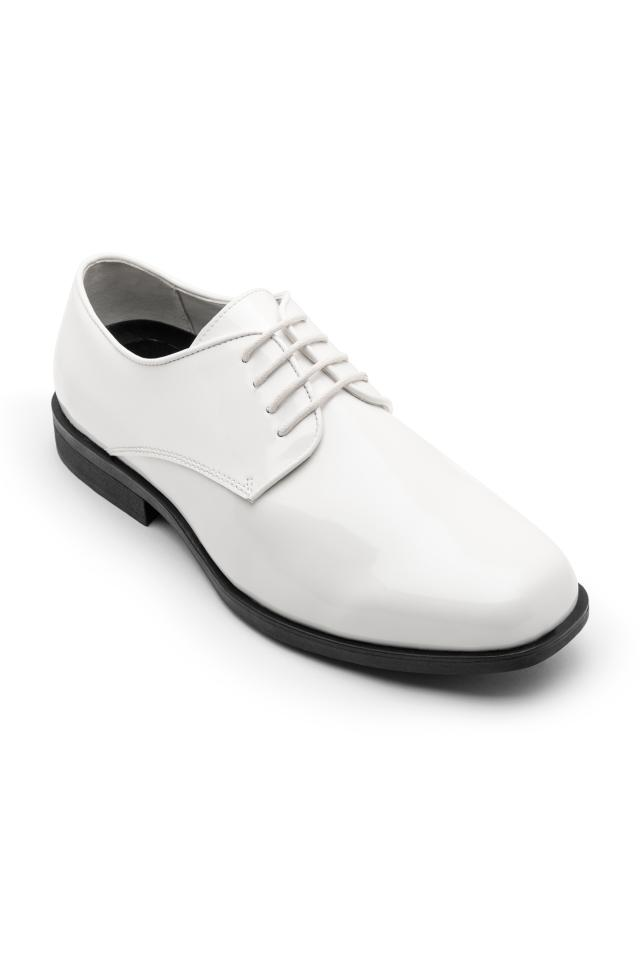 White Allegro Shoe