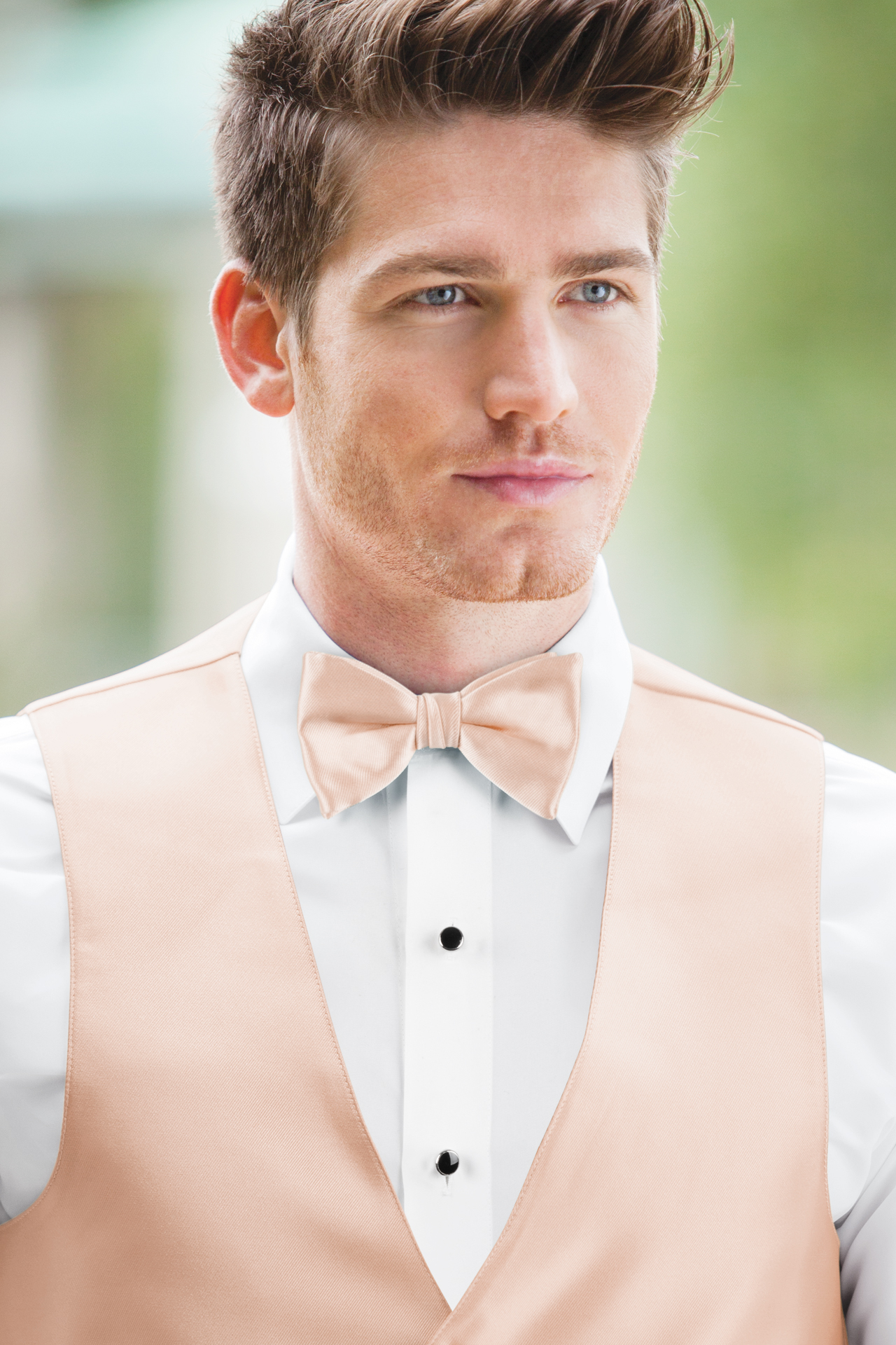 c1a2ceb5608c Expressions Blush Bow Tie | Jim's Formal Wear