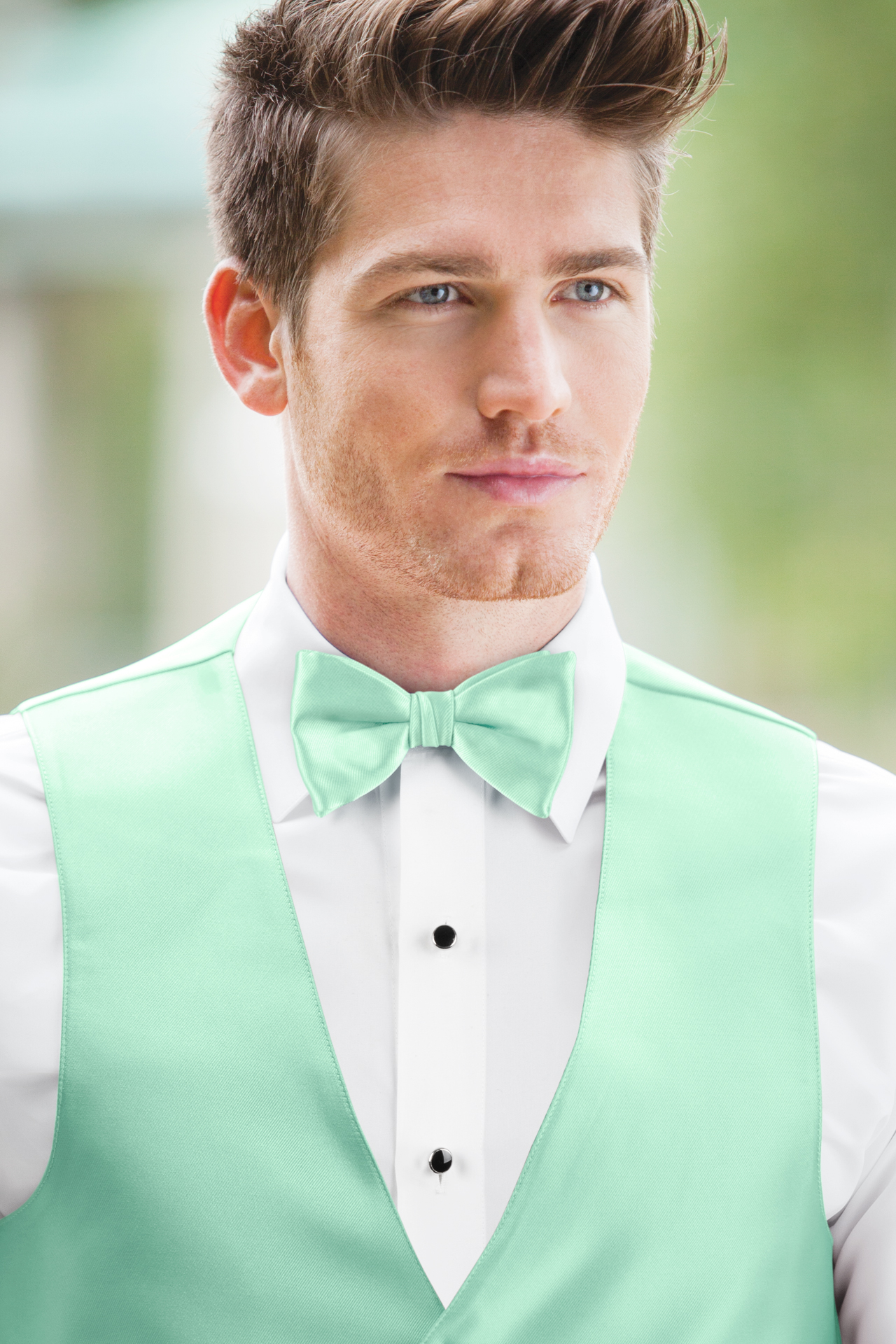 Expressions Mint Bow Tie Jims Formal Wear