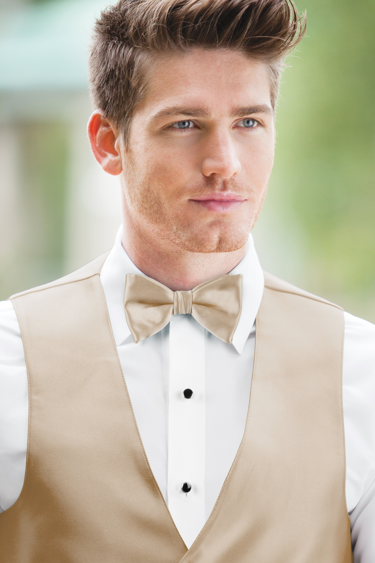 ad9677677c47 Expressions Nude Bow Tie | Jim's Formal Wear
