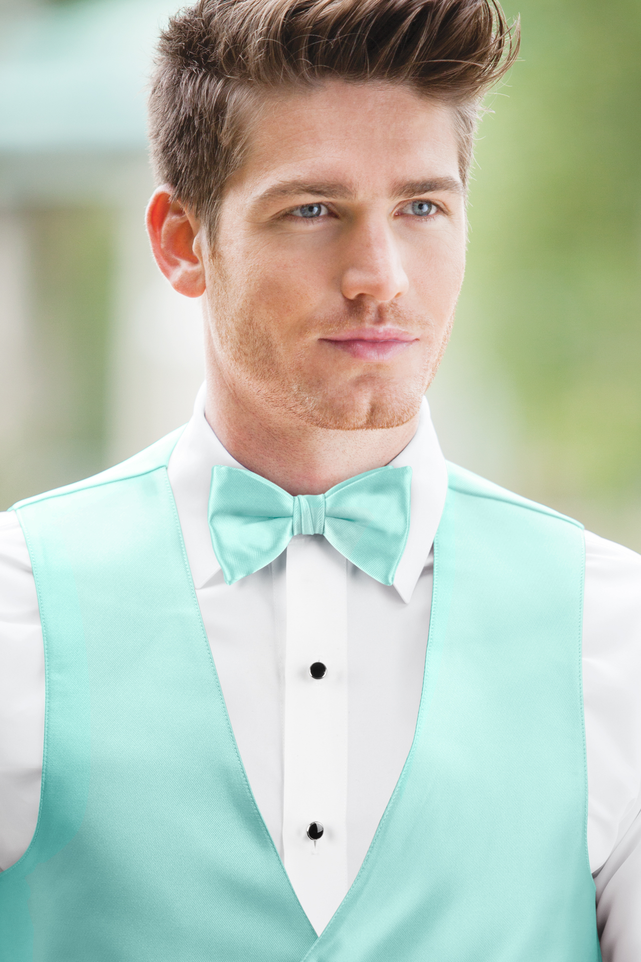 Expressions Tiffany Blue Bow Tie | Jim\'s Formal Wear