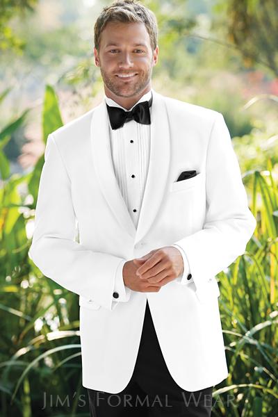dinner jacket, black trousers, James Bond look