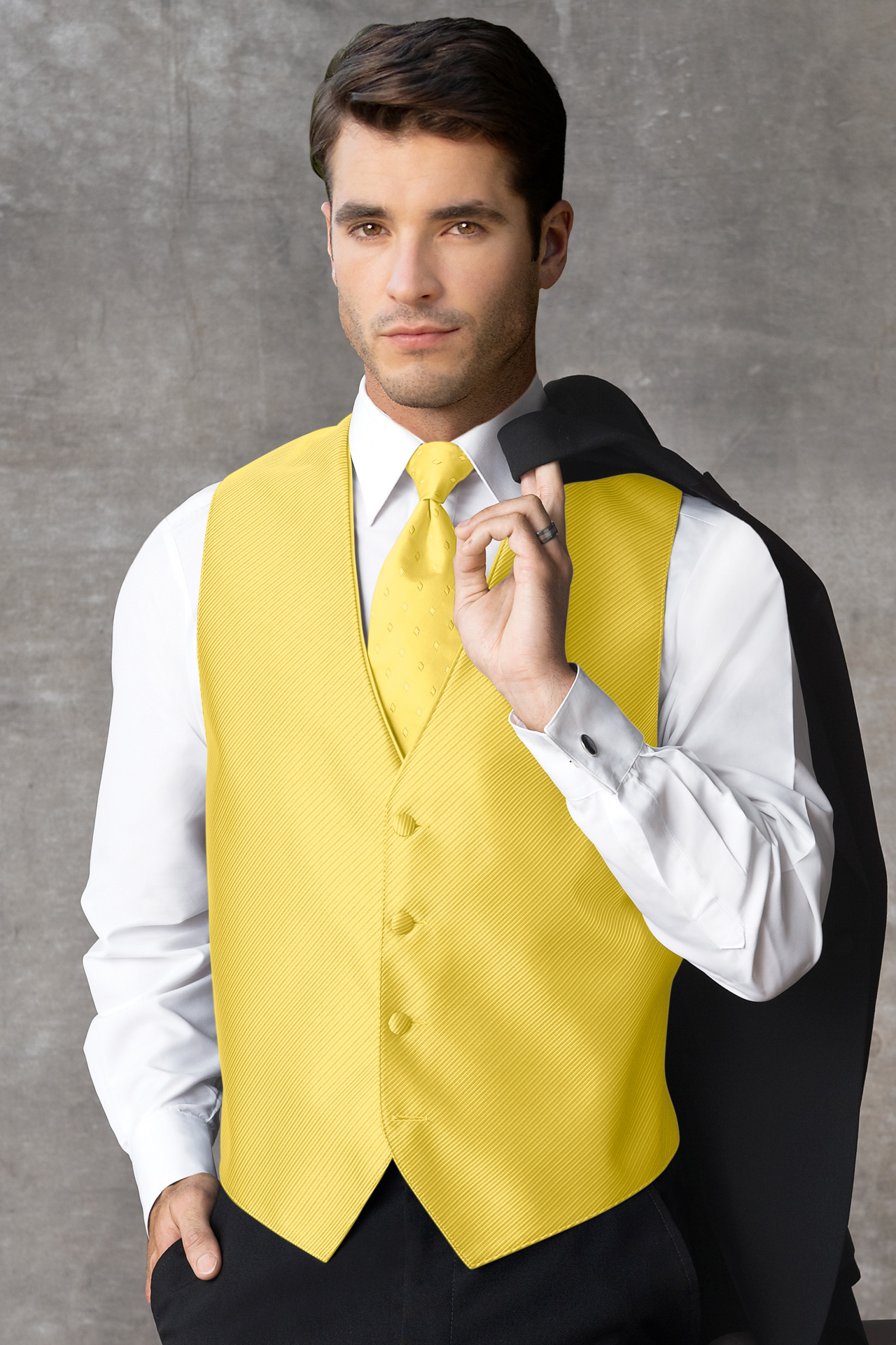 Synergy Canary Vest Jim S Formal Wear
