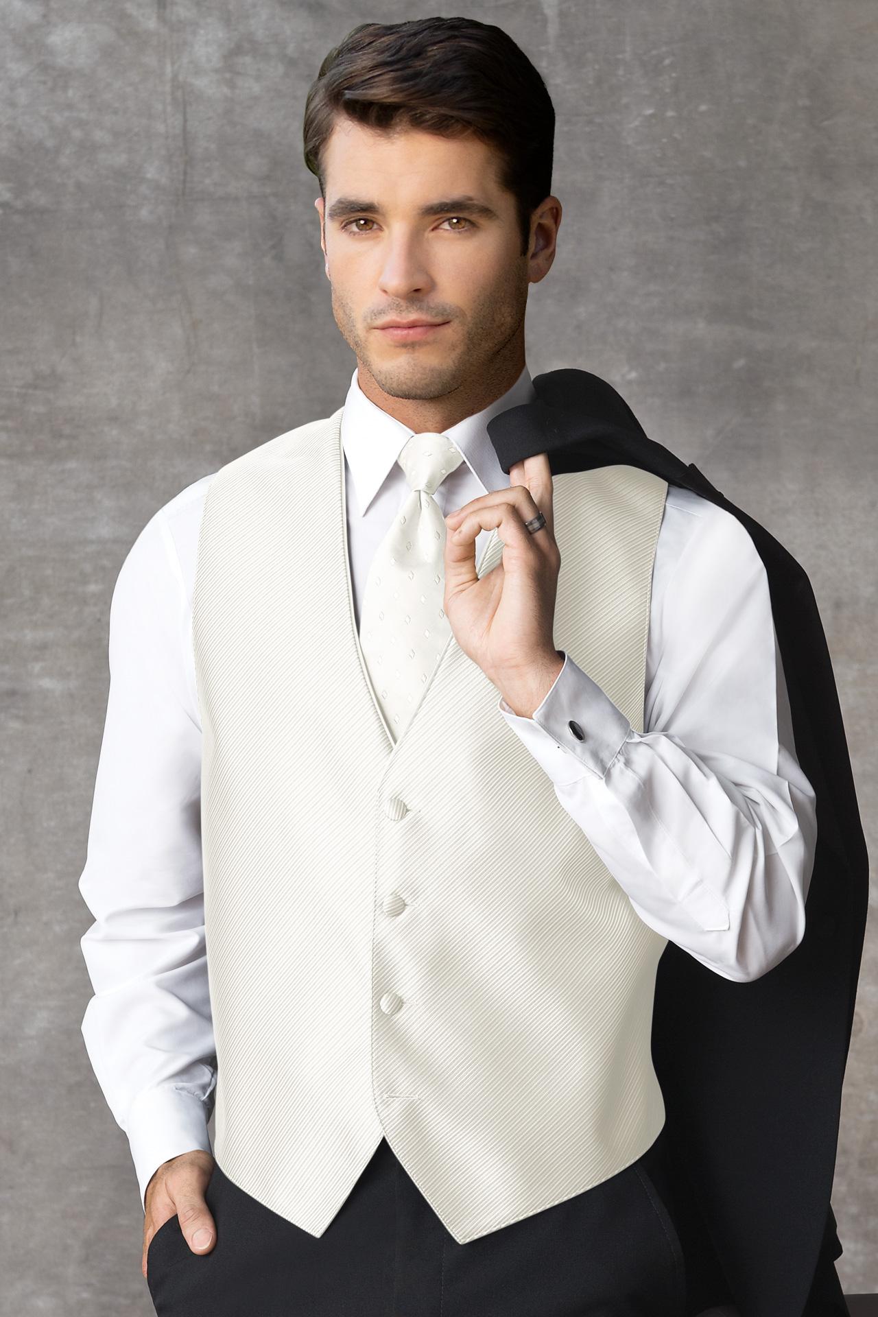 Synergy Ivory Vest Jim S Formal Wear
