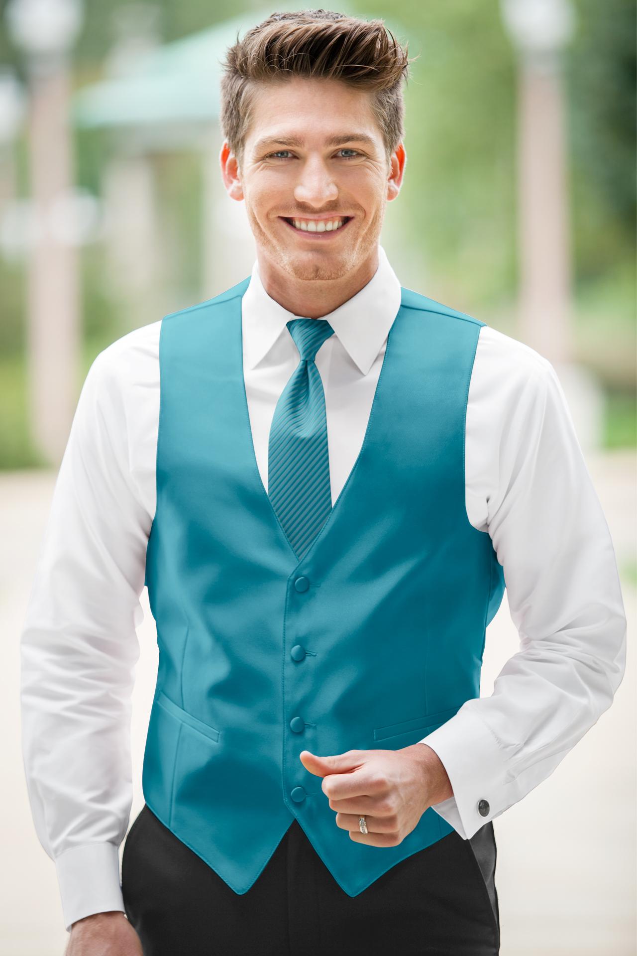 Expressions Malibu Vest   Jim\'s Formal Wear