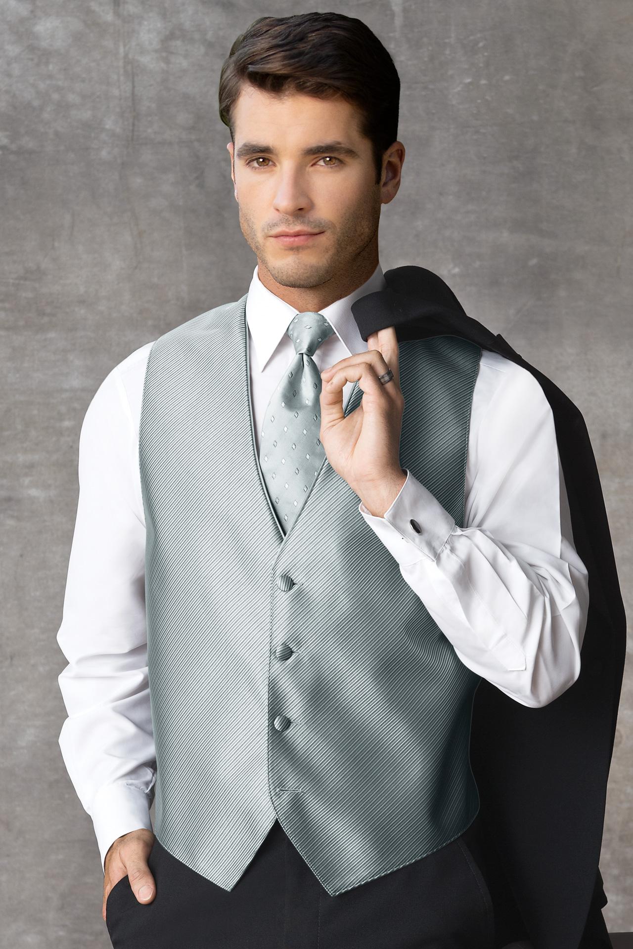 Synergy Platinum Vest Jim S Formal Wear