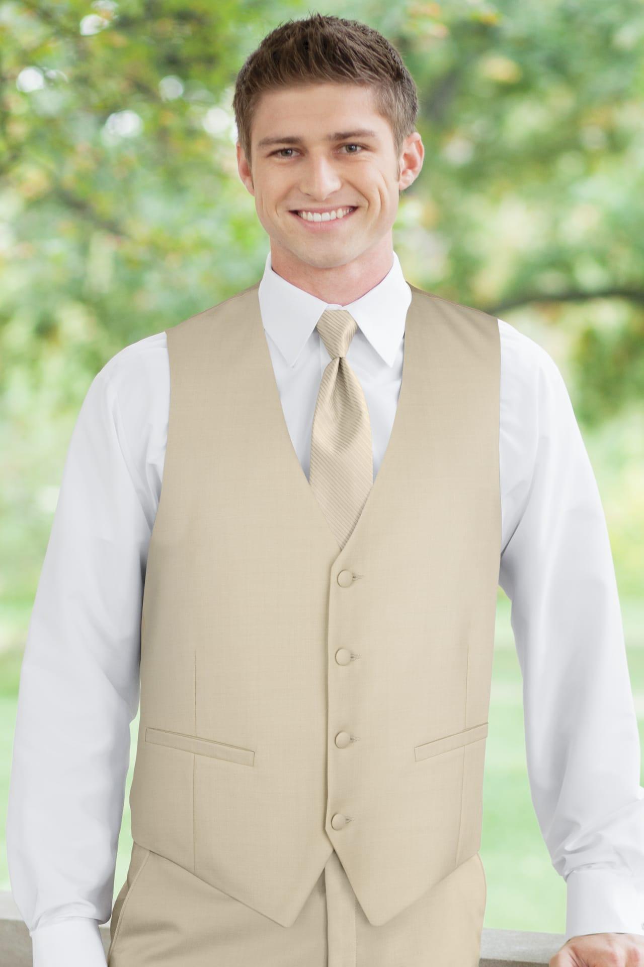 Havana Tan Vest Jim S Formal Wear