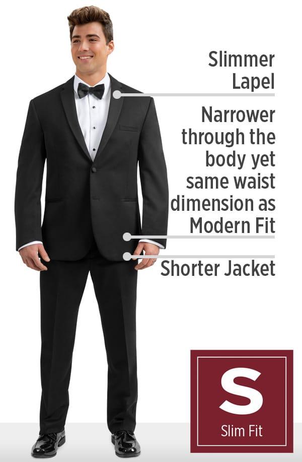 Build A Tux - Custom Tux Builder | Jim\'s Formal Wear