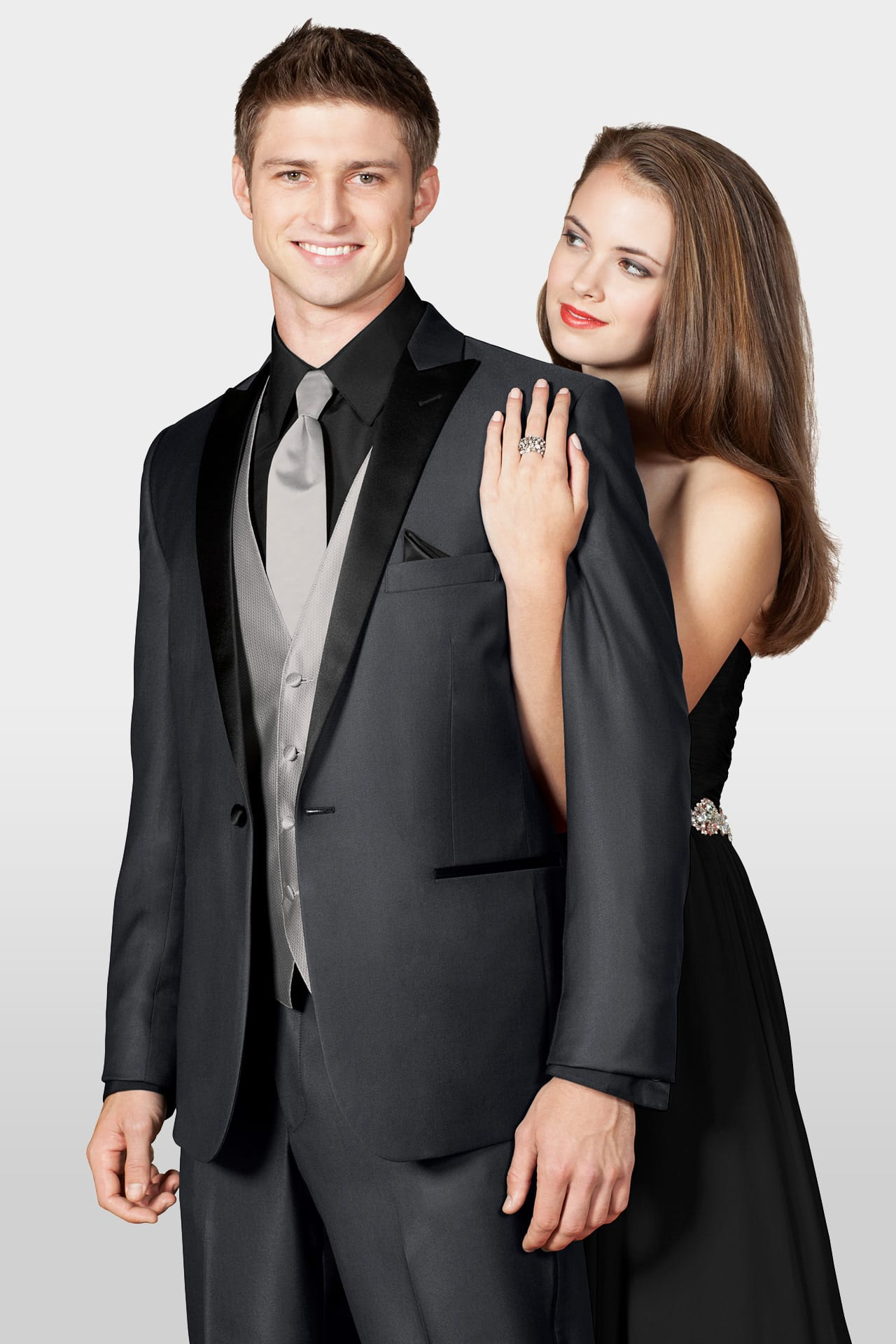 Tony Bowls Grey Portofino Slim Fit Tuxedo Jims Formal Wear