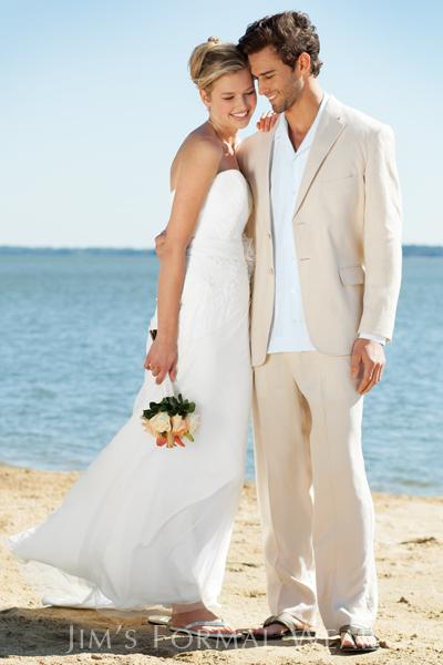 Riviera Destination Wedding Suit For A Beach