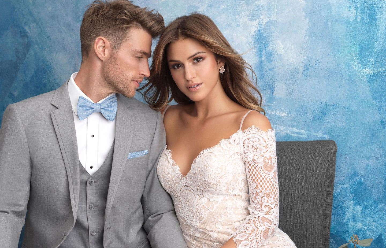 Tuxedo Rental in Wichita, KS | Sweet Illusion Bridal & Tux