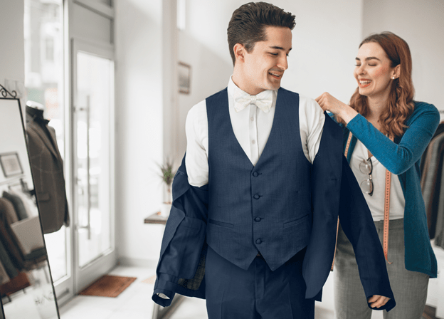 rent a tuxedo or suit in stores