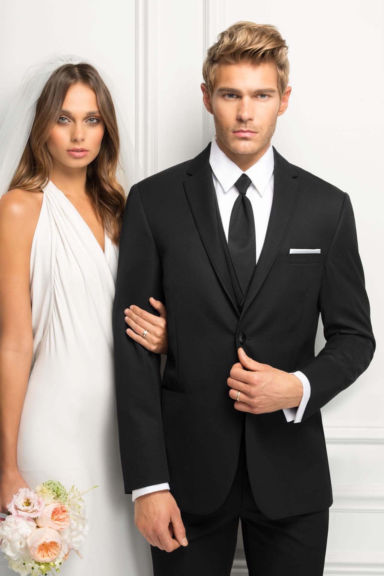 Michael Kors Ultra Slim Sterling Wedding Suit Ultra Slim